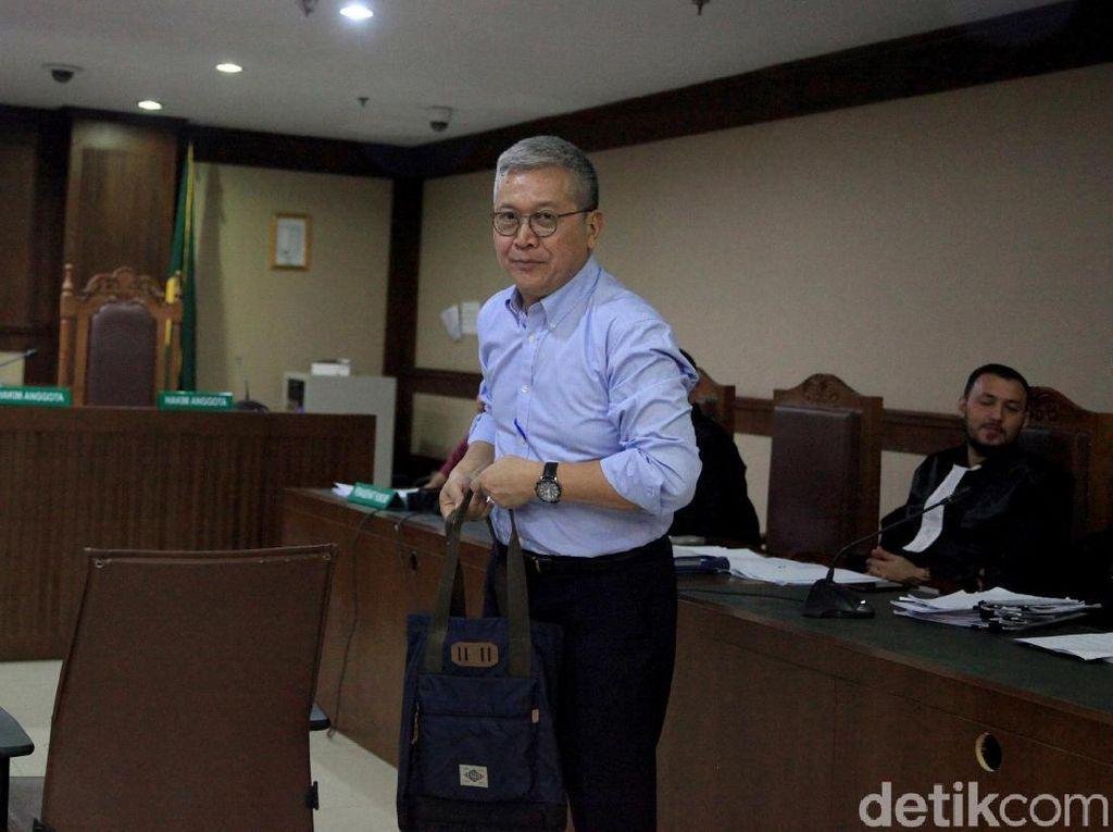 Sekjen KKP Bersaksi di Sidang Kasus Suap Impor Ikan