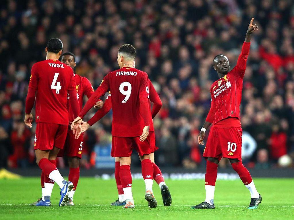 Wenger Sebut Liverpool dalam Jalur untuk Jadi Invincible