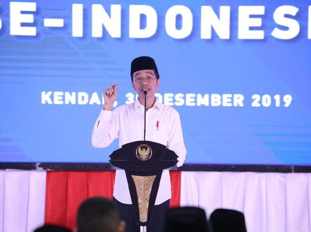 Jokowi Minta Pelatihan BLK Harus Sesuai Kebutuhan Industri