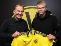 Raiola: Tawaran MU Menarik, tapi Haaland Memang Lebih Suka ke Dortmund