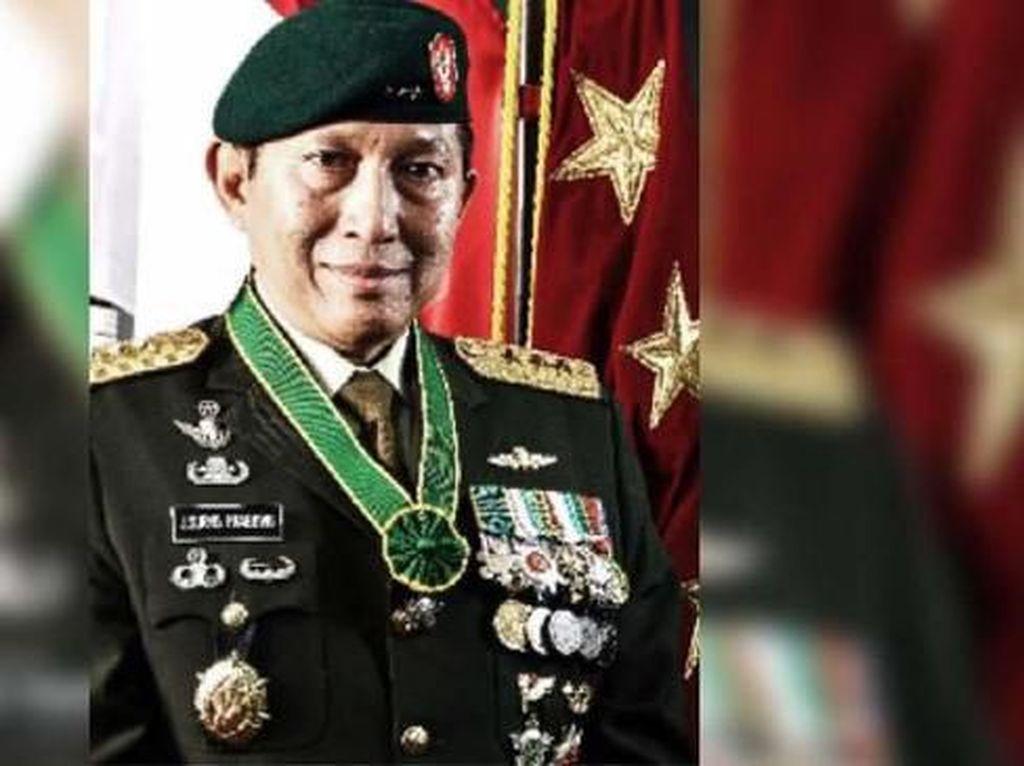 Sosok Suryo Prabowo: Garang di Medsos Saat Pilpres, Kini Masuk Komite Pertahanan