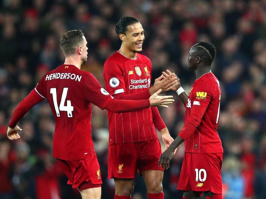 Kans Liverpool Pecahkan Rekor Chelsea berkat Penangguhan Kompetisi