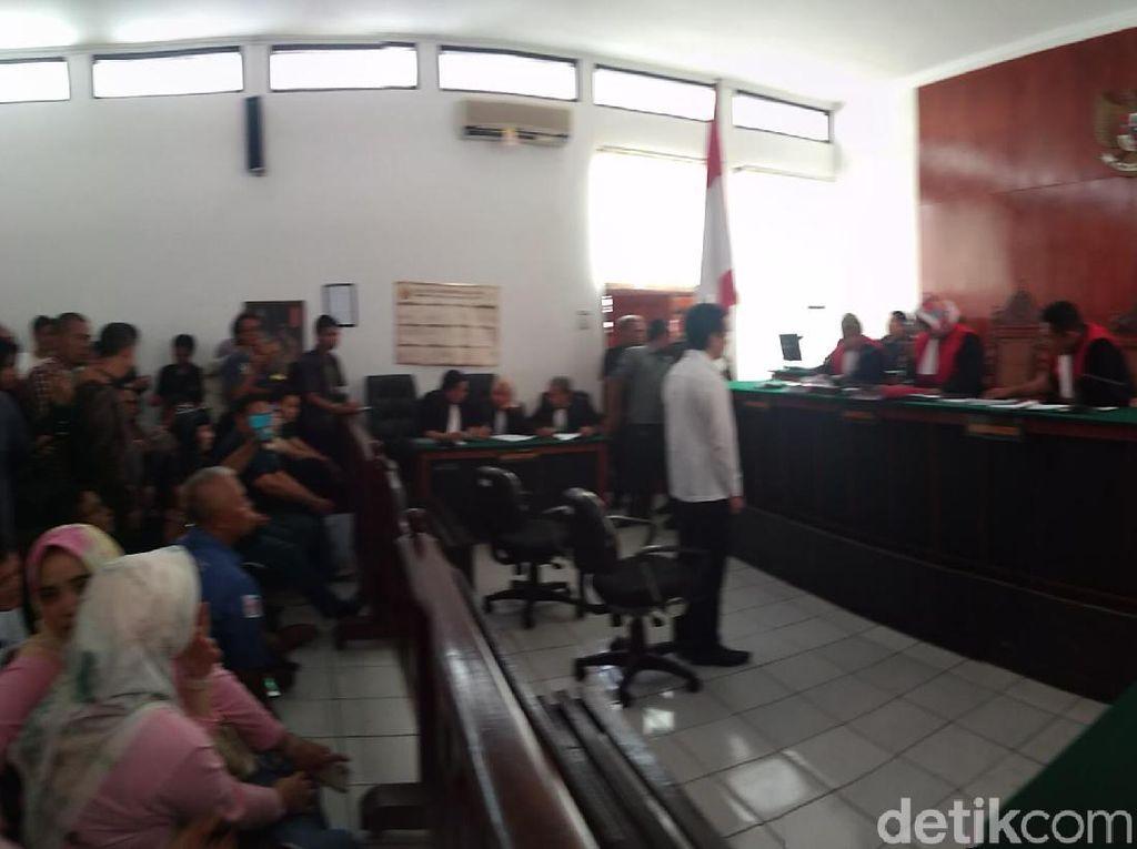 Kasus Penembakan, Anak Bupati Majalengka Divonis 1 Bulan 15 Hari
