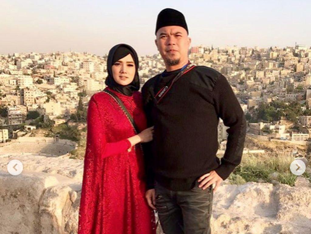 Ahmad Dhani Gerah Rumah Tangganya Kerap Diterpa Hoax