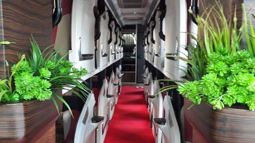Hotel Kapsul Berjalan Jakarta-Surabaya