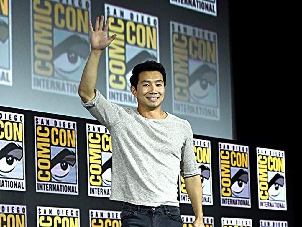 Shang-Chi Bakal Didominasi Aktor Asia