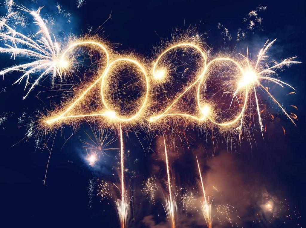 Sejarah Pesta Kembang Api di Malam Tahun Baru