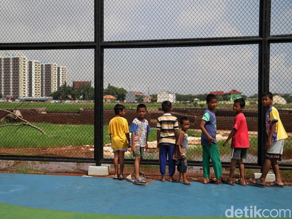 Alih Fungsi Lahan Persawahan di Pesisir Jakarta