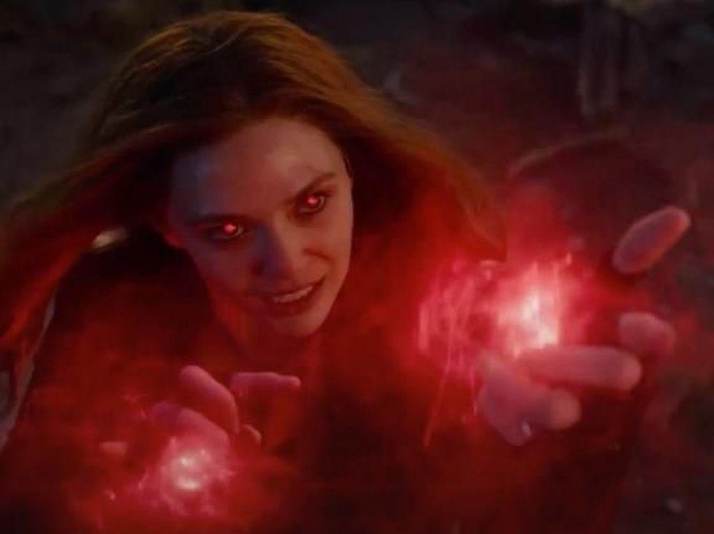 Wanda Maximoff Jadi Karakter Terkuat di MCU
