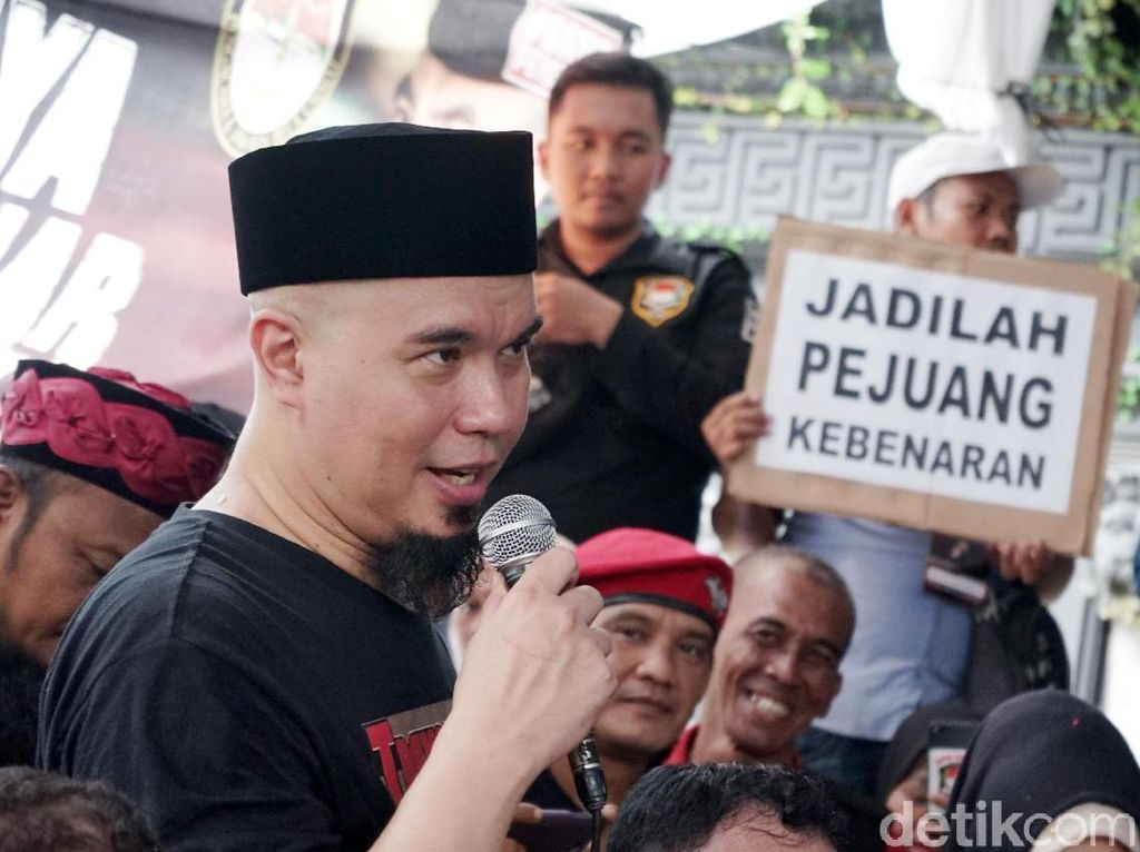 Bebas dari LP Cipinang, Dhani Harus Wajib Lapor Kasus Idiot di Surabaya
