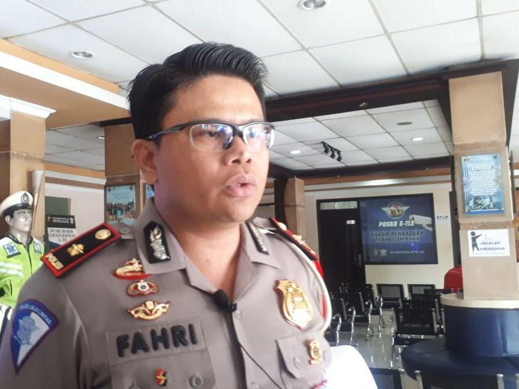 Polisi Sebut Kecepatan Mobil PNS Penabrak Sepeda Capai 80 Km/Jam