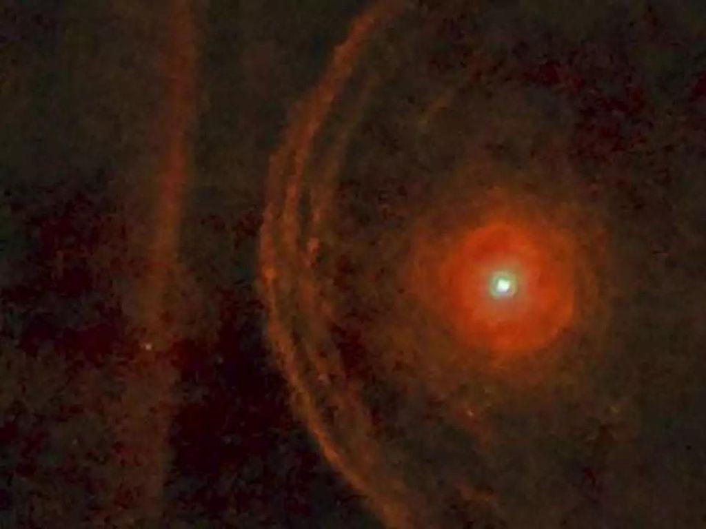 Bintang Raksasa Dekat Bumi Diprediksi akan Meledak