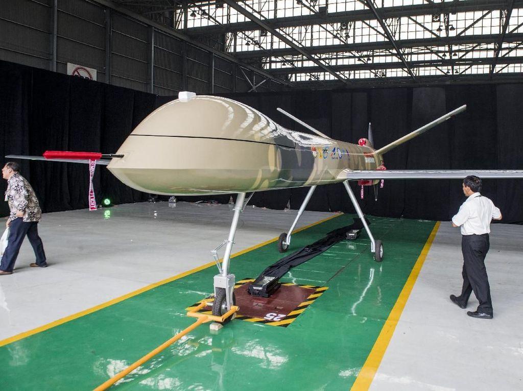 Drone Canggih Pemburu Teroris dan Maling Ikan Buatan Bandung