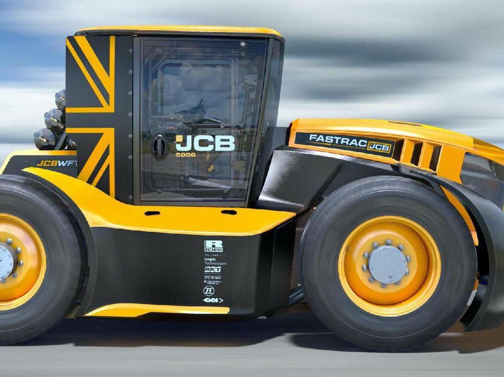 Traktor Ini Bisa Ngacir 247 Kilometer per Jam!