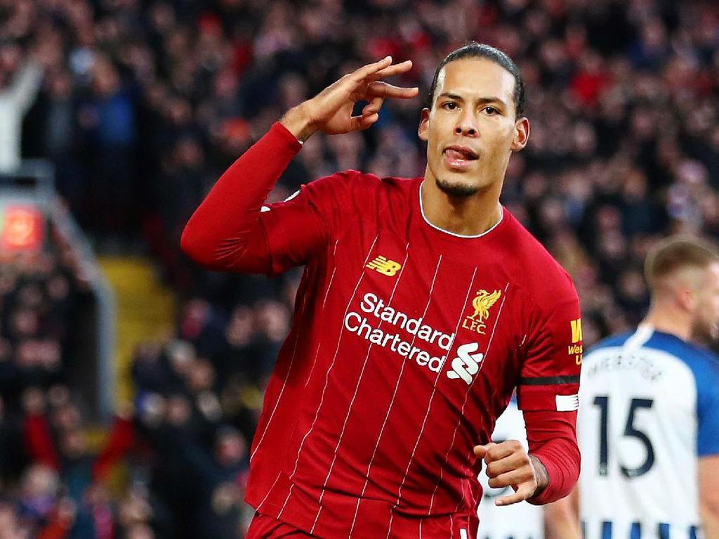 Arsenal Butuh Pemain Seperti Virgil Van Dijk