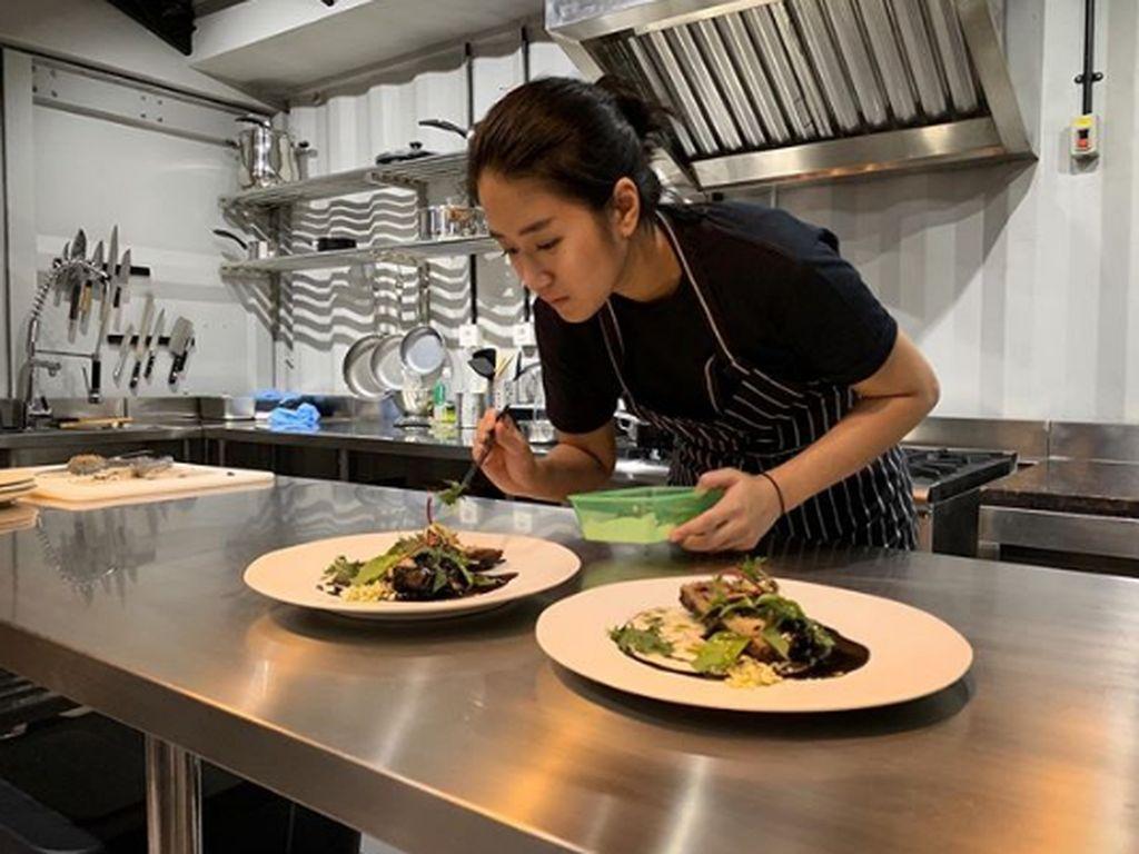 5 Fakta Menarik Chef Renatta Moeloek yang Jadi Incaran Netizen