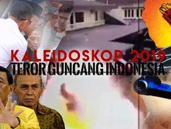 Aksi Teror yang Mengguncang Indonesia di Tahun 2019