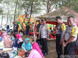 Polisi Tulungagung Perketat Pengamanan Pesisir Selatan di Momen Tahun Baru