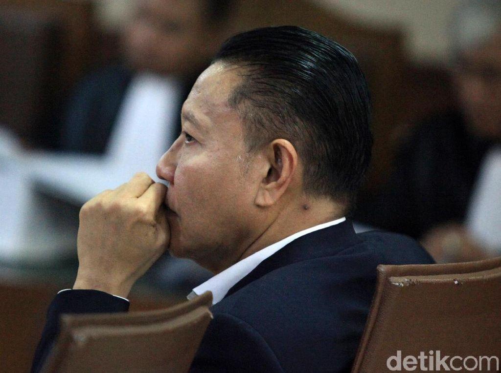 Eks Anggota DPR  I Nyoman Dhamantra Didakwa Terima Suap Rp 3,5 M