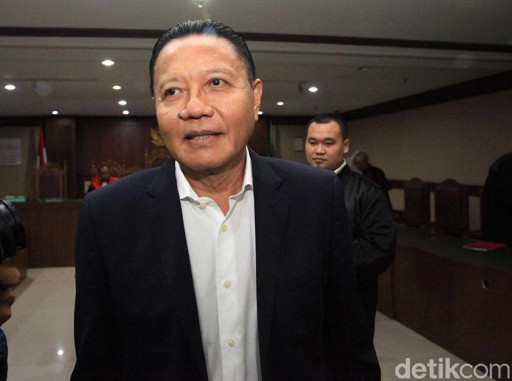 MA Tetap Hukum Eks Anggota DPR I Nyoman Dhamantra 7 Tahun Penjara