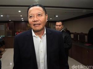 Eks Anggota DPR Nyoman Dhamantra Divonis 7 Tahun Penjara