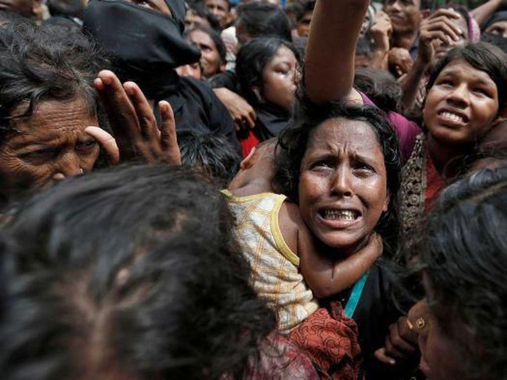 PBB Keluarkan Resolusi Kecam Pelanggaran HAM di Myanmar