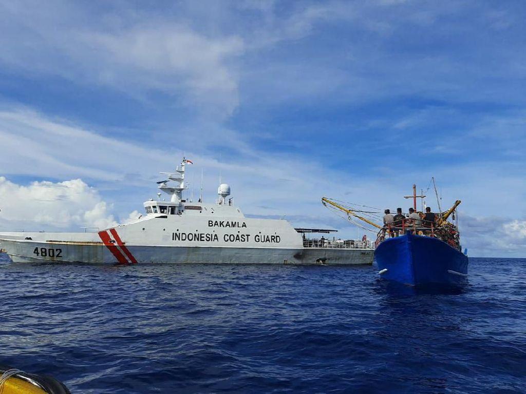 Cegah Terorisme Via Laut, Bakamla Gelar Operasi Keamanan di Perairan Sulawesi