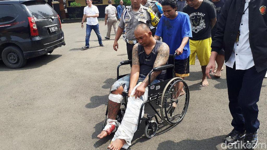 Potret Penembak Pedagang Kopi di Padalarang yang Didor Polisi