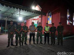 3 SSK Polisi dan 1 Peleton TNI Amankan Tahun Baru di Kota Probolinggo