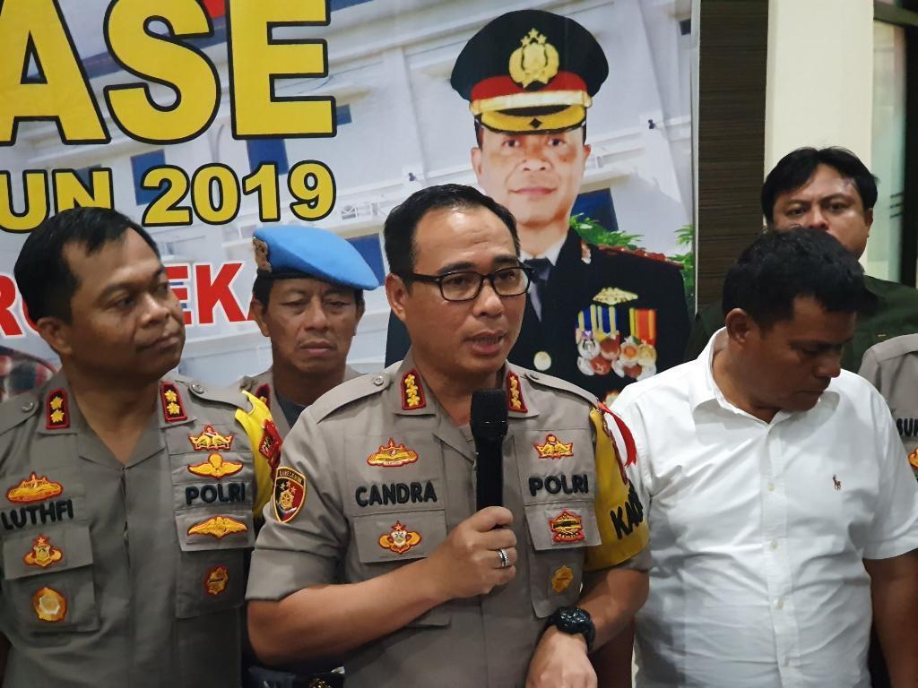 Kasus Menonjol di Bekasi selama 2019: Hoax Pilpres hingga Ganja 200 Kg