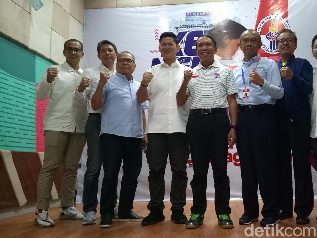 Indonesia Galang Dukungan Jadi Tuan Rumah Olimpiade 2032 di Tokyo
