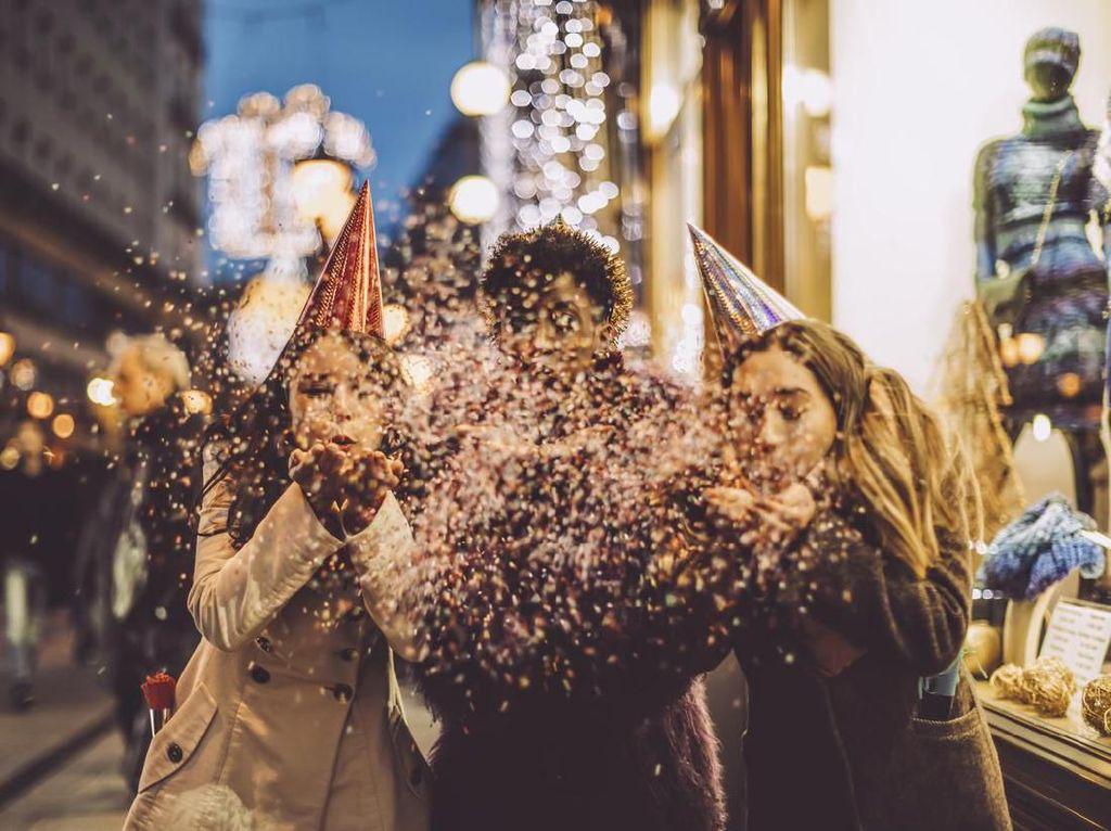 Lampu Merah Perayaan Tahun Baru di Ibu Kota Demi Cegah Meluasnya Corona