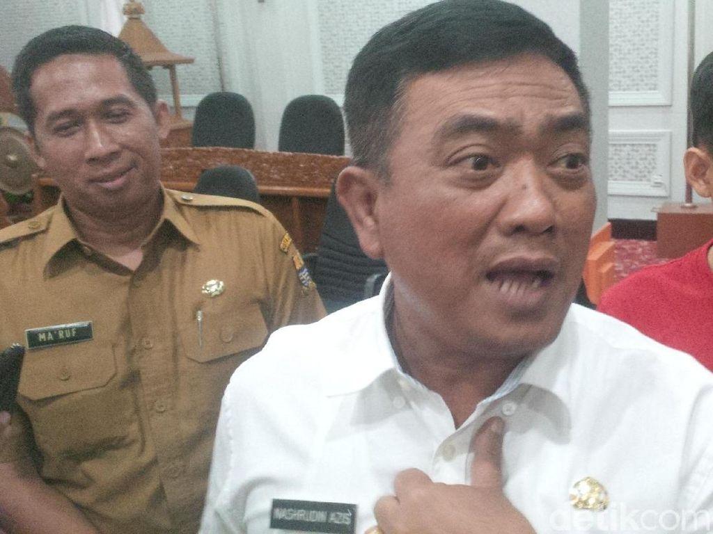 Wali Kota Cirebon Terkonfirmasi Positif COVID-19