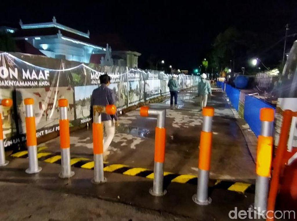 Pejalan Kaki, Silakan Lewat Alun-alun Suroboyo yang Dibuka di Malam Tahun Baru