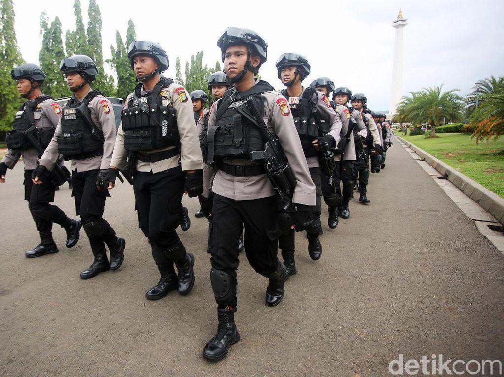 TNI-Polri Siap Amankan Perayaan Malam Tahun Baru