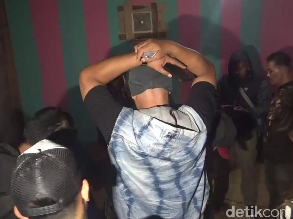 Tempat Hiburan di Ciwidey Bandung Dirazia, 2 Pengunjung Positif Sabu