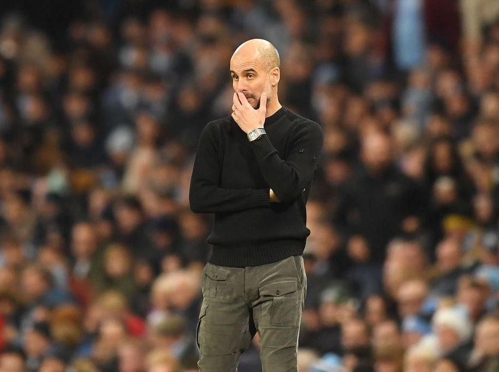 Peluang Juara Liga Inggris Kecil, Man City Diminta Fokus ke Liga Champions