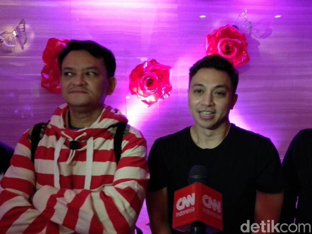 Rossa & Kahitna Ramaikan Malam Tahun Baru di Trans Luxury Hotel Bandung