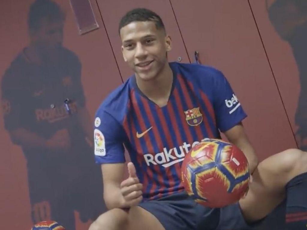 AC Milan Incar Bocah dari Barcelona?