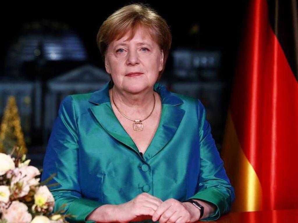 Angela Merkel: Negara Harus Lindungi Iklim, Perangi Rasisme dan Kebencian