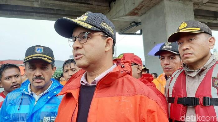 Gubernur DKI Anies Baswedan. (Yoki/detikcom)