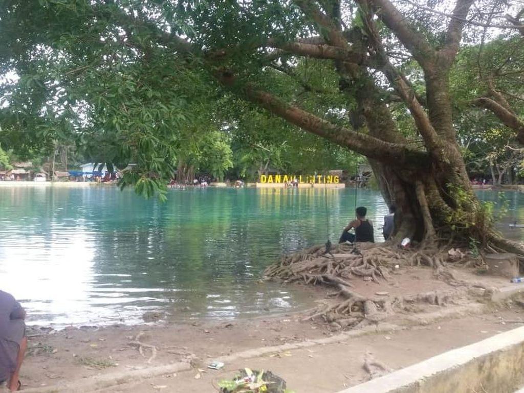 Seorang Pria Hilang Usai Terpeleset ke Danau Linting Deli Serdang