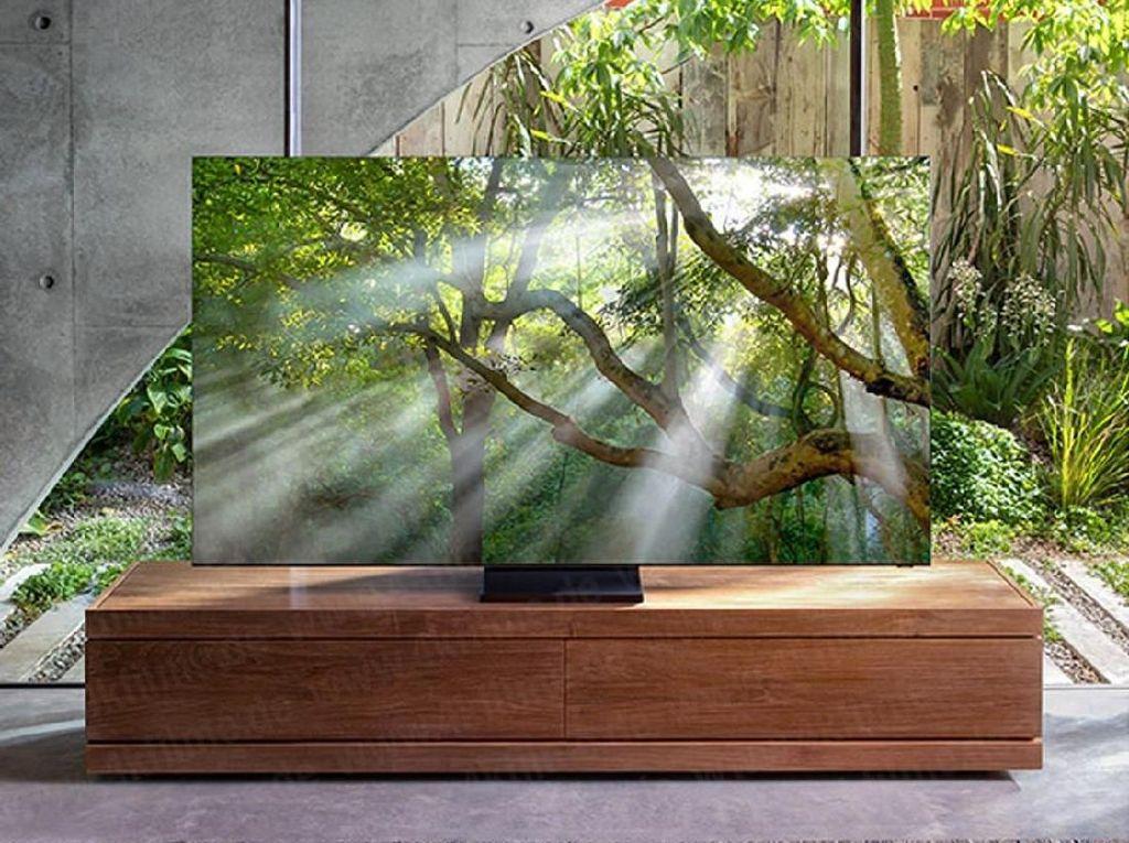 Wow! Samsung Bakal Pamer TV Tanpa Batas