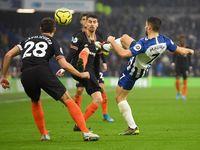 Brighton Vs Chelsea: Awali Tahun 2020, The Blues Diredam 1-1