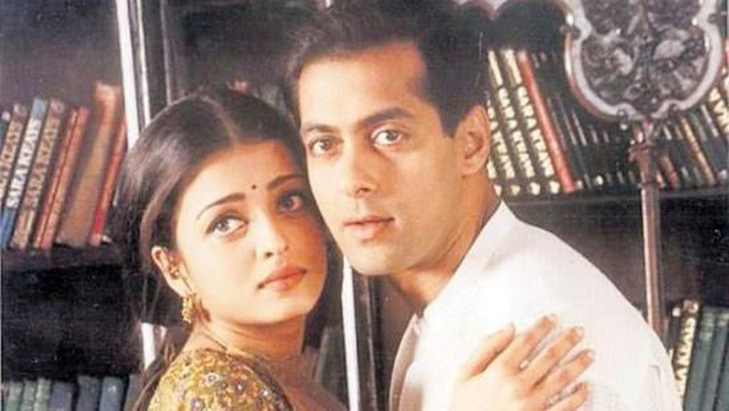 Kisah Cinta Aishwarya Rai dan Salman Khan yang Tak Seindah Bollywood