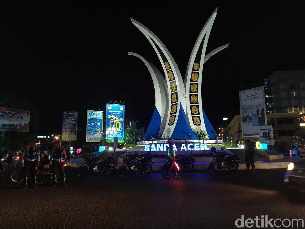 Pergantian Tahun Baru 2020 di Banda Aceh Tanpa Perayaan!