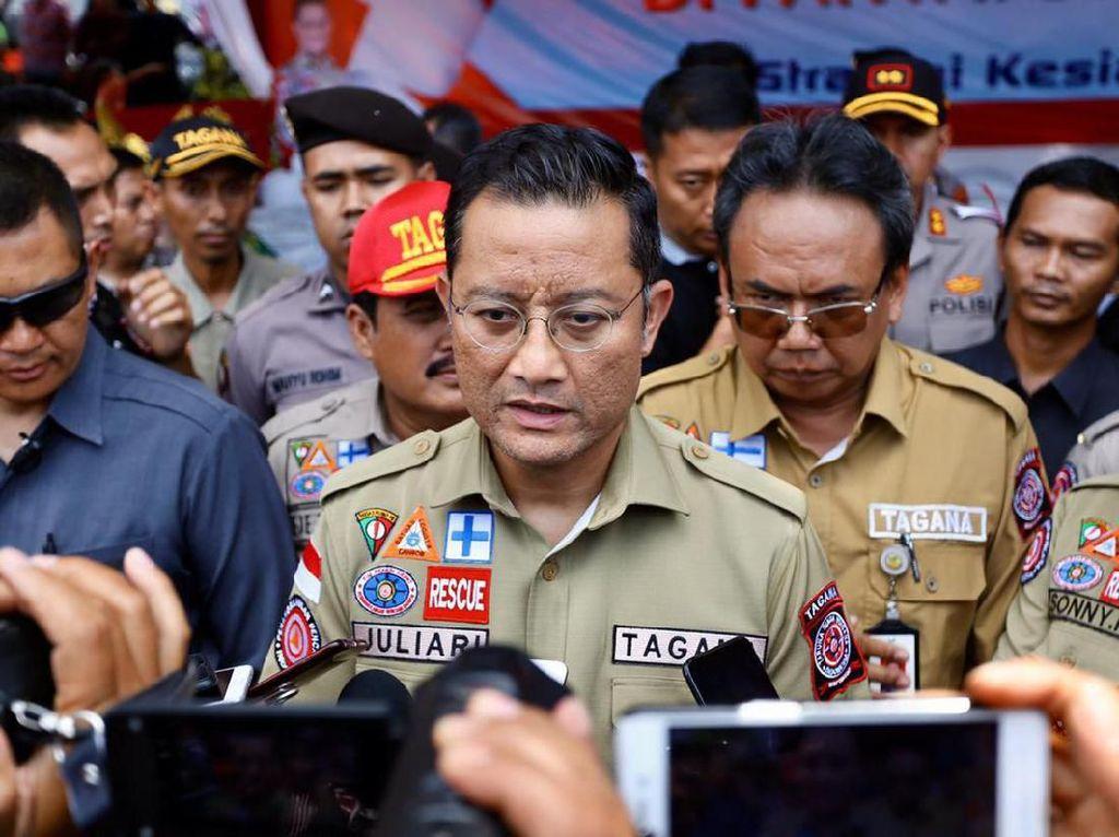Kemensos Beri Bantuan ke Korban Banjir Jakarta, Bandung hingga Banten