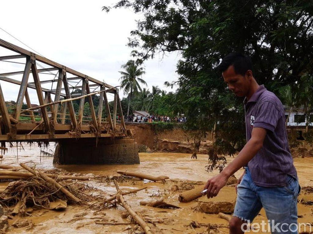 Jasad Pria Ditemukan di Serang, Diduga Korban Hanyut Banjir Lebak Banten