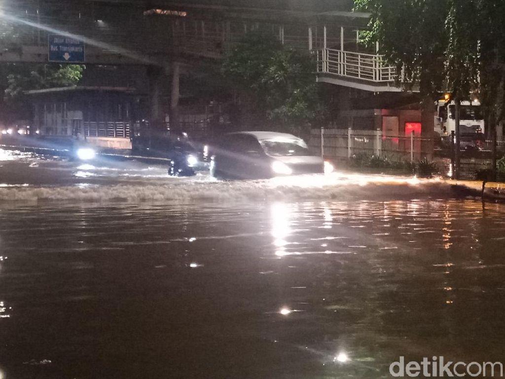 BNPB Petakan 169 Titik Banjir Jabodetabek, Bekasi Paling Banyak