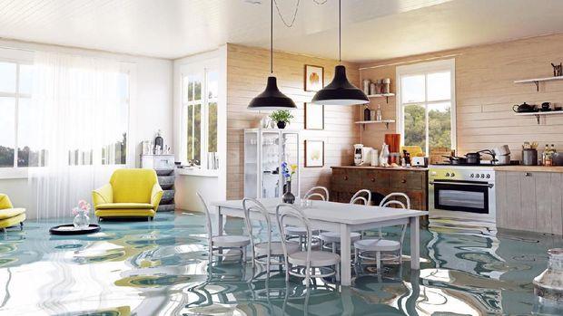 Bunda, Ini yang Harus Dilakukan Saat Rumah Terkena Banjir